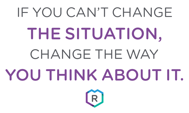 Change the Way You Think About Things
